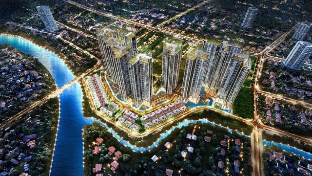 Khu Nam Sài Gòn lột xác ngoạn mục, nhiều nhà đầu tư lớn đổ bộ thị trường - Ảnh 1.