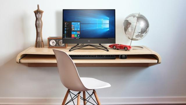 Tối giản hóa không gian làm việc với HP 200 Pro G4 22 All-in-One PC - Ảnh 1.