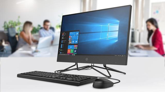 Tối giản hóa không gian làm việc với HP 200 Pro G4 22 All-in-One PC - Ảnh 2.