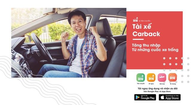 Carback: StartUp đặt xe tham vọng trở thành kỳ lân tiếp theo - Ảnh 1.