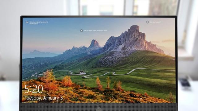 Tối giản hóa không gian làm việc với HP 200 Pro G4 22 All-in-One PC - Ảnh 4.
