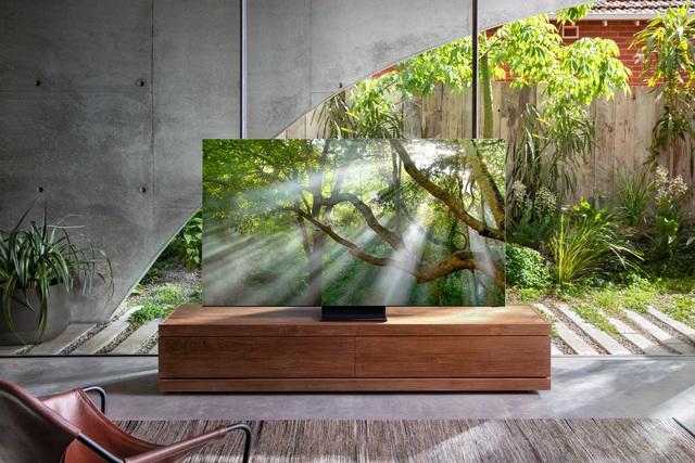 Samsung – người tiên phong khai mở trí tuệ cho những chiếc TV - Ảnh 1.