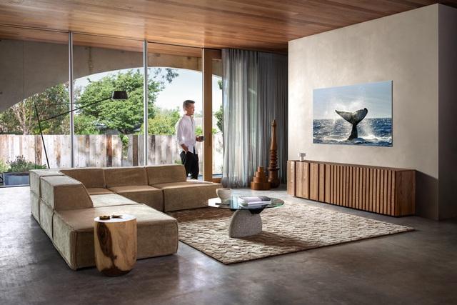 Samsung – người tiên phong khai mở trí tuệ cho những chiếc TV - Ảnh 2.