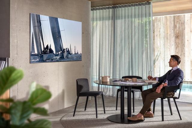 Samsung – người tiên phong khai mở trí tuệ cho những chiếc TV - Ảnh 3.
