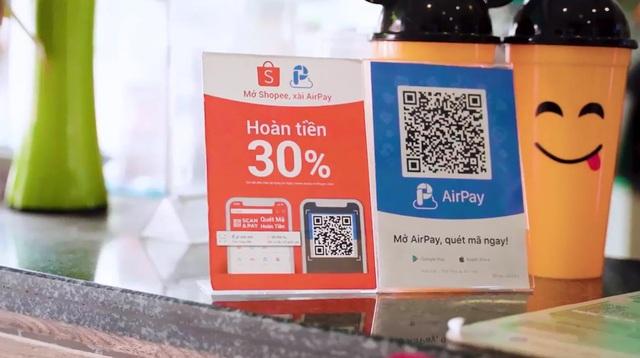 Quét mã QR trên ứng dụng Shopee - Giải pháp thanh toán tối ưu trong thời đại 4.0 - ảnh 3