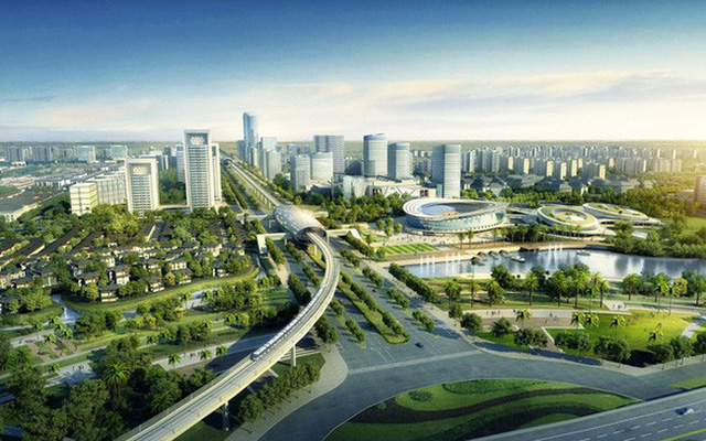"""Nhà đầu tư miền Bắc """"bắt sóng"""" bất động sản sinh thái phía Đông Sài Gòn - Ảnh 1."""