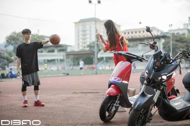 Giải mã sức hút xe máy điện Dibao trong lòng giới trẻ Việt - ảnh 1