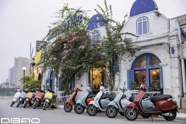 Giải mã sức hút xe máy điện Dibao trong lòng giới trẻ Việt - ảnh 2