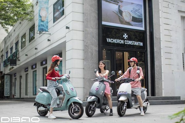 Giải mã sức hút xe máy điện Dibao trong lòng giới trẻ Việt - ảnh 3
