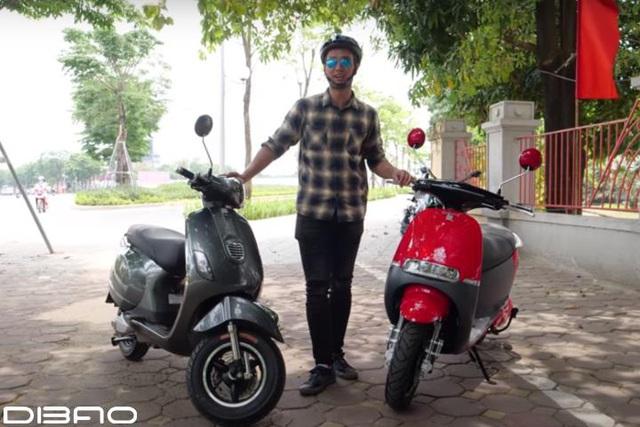 Giải mã sức hút xe máy điện Dibao trong lòng giới trẻ Việt - ảnh 4