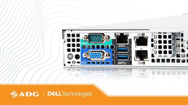 Khám phá cỗ máy chủ Dell EMC PowerEdge R440 của Dell Technologies - Ảnh 1.