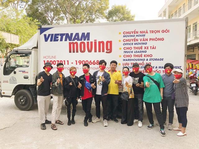 10 năm phát triển dịch vụ vận chuyển Vietnam Moving với những chuyến xe 0 đồng - Ảnh 3.