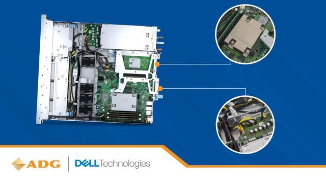 Đánh giá Dell EMC PowerEdge R340: Sự lựa chọn hàng đầu của các doanh nghiệp cho việc quản lý từ xa - Ảnh 2.