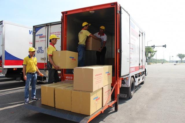 10 năm phát triển dịch vụ vận chuyển Vietnam Moving với những chuyến xe 0 đồng - Ảnh 1.