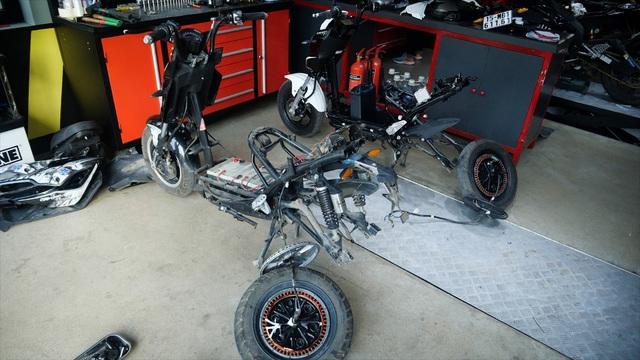 Xe máy điện VinFast Impes: Chất lượng vượt trội, giá chưa tới 15 triệu đồng - Ảnh 2.