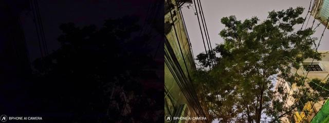 Thử thách bóng tối cùng Bphone B86, xem nhiếp ảnh điện toán có thể làm được gì - Ảnh 2.