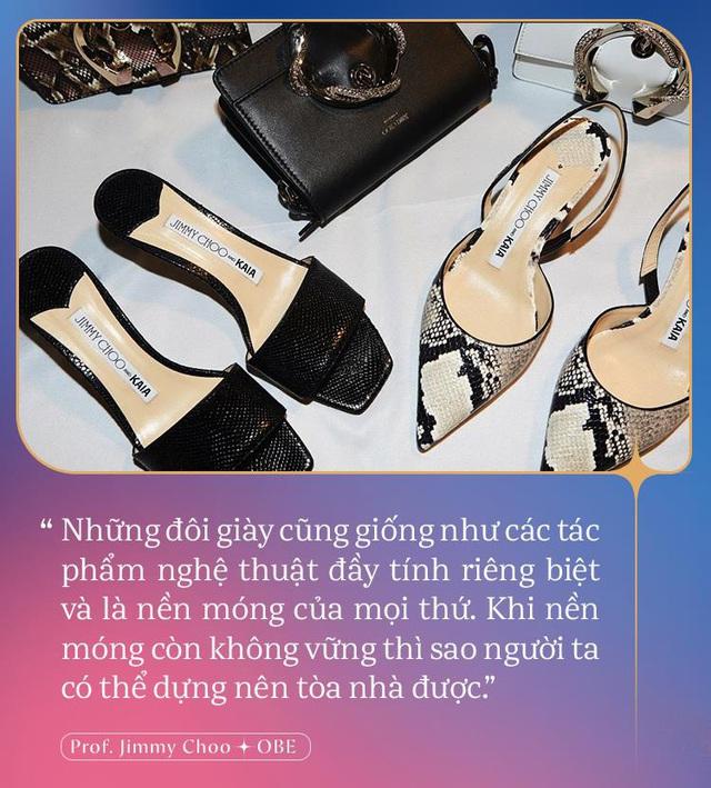 Ông hoàng giày Cinderella Prof. Jimmy Choo, OBE bắt tay với OPPO, ra mắt bộ ốp lưng phong cách cho OPPO Reno3 - ảnh 3