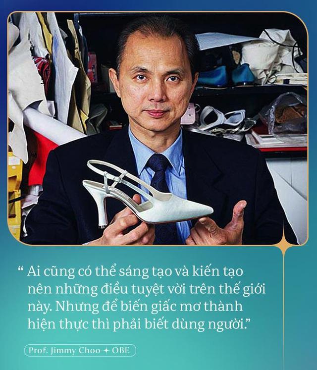Ông hoàng giày Cinderella Prof. Jimmy Choo, OBE bắt tay với OPPO, ra mắt bộ ốp lưng phong cách cho OPPO Reno3 - ảnh 4