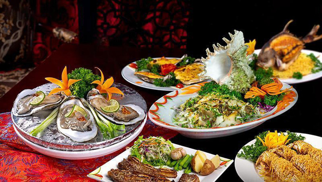 Nhà hàng Phố 79 – Điểm đến quen thuộc của giới doanh nhân Sài Gòn - Ảnh 2.