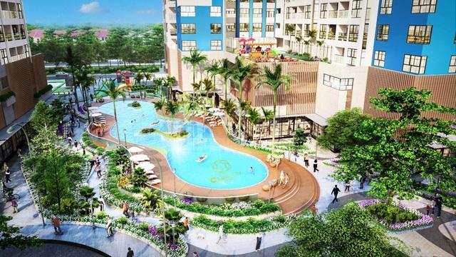 Sắp công bố những sản phẩm đẹp nhất của dự án căn hộ cao cấp Charm City - Ảnh 1.