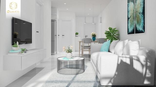 Sắp công bố những sản phẩm đẹp nhất của dự án căn hộ cao cấp Charm City - Ảnh 2.