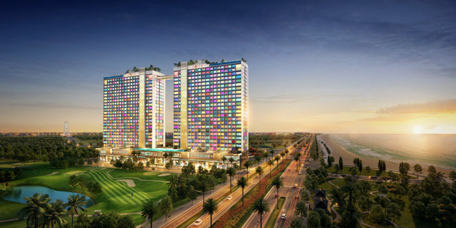 Lễ ký kết hợp tác phát triển khách sạn đẳng cấp 6 sao tại trung tâm Quảng Bình - Ảnh 1.