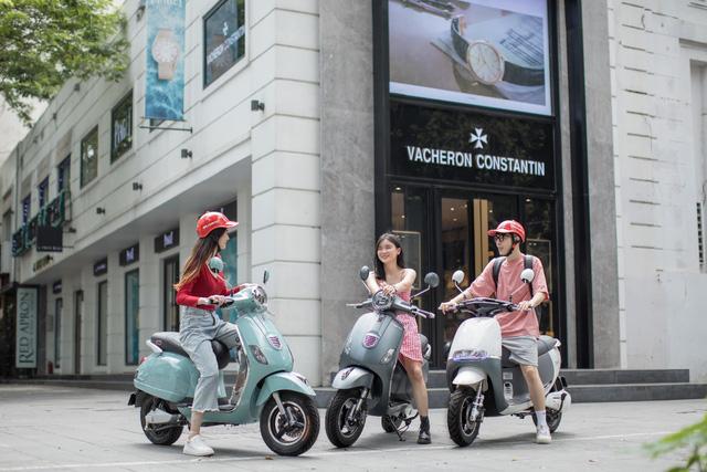 Xe máy điện Dibao có gì hấp dẫn giới trẻ Việt? - Ảnh 4.