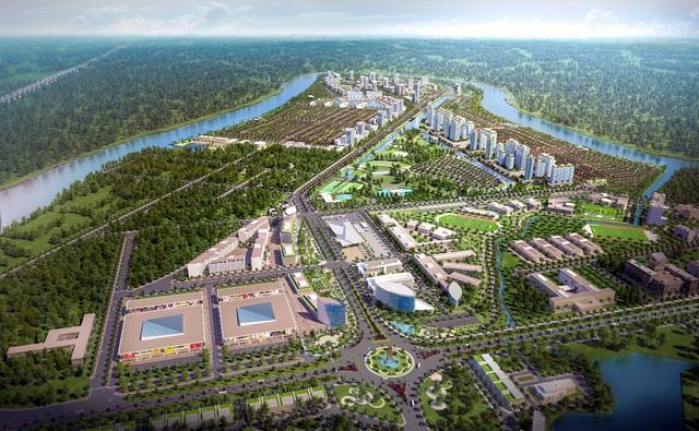 Phát triển đô thị vệ tinh: Điểm sáng Waterpoint - Ảnh 2.