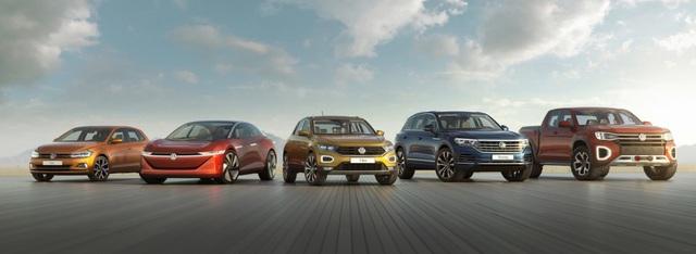 """""""Flagship"""" của Volkswagen: Touareg và xu hướng SUV - Ảnh 3."""