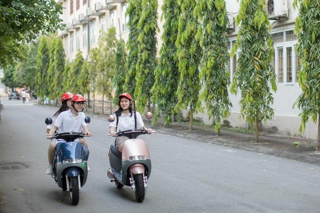 Xe máy điện Dibao có gì hấp dẫn giới trẻ Việt? - Ảnh 6.