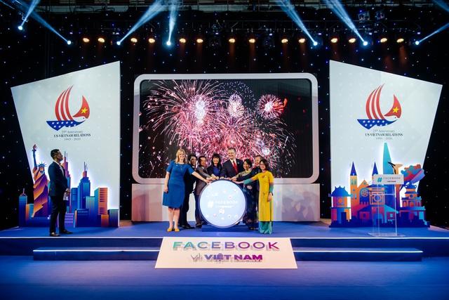 Facebook vì Việt Nam: Facebook vì một Việt Nam thịnh vượng - Ảnh 1.