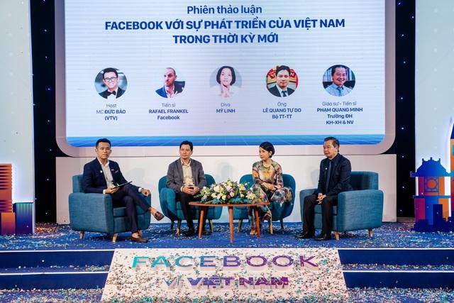 Facebook vì Việt Nam: Facebook vì một Việt Nam thịnh vượng - Ảnh 2.