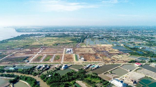 Khu Nam TP.HCM thành đại đô thị, bất động sản lân cận thăng hạng - Ảnh 2.