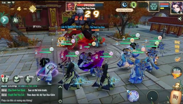 7 hoạt động Liên server cực hấp dẫn trong Tân Thần Điêu VNG - Ảnh 2.