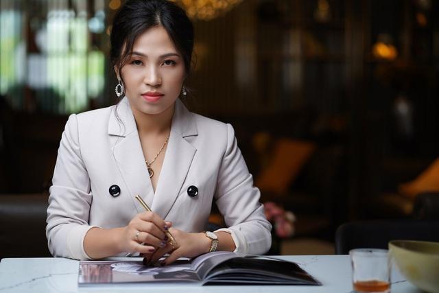 Hành trình nữ CEO đưa công ty từ con số 0 thành doanh nghiệp triệu USD - Ảnh 1.