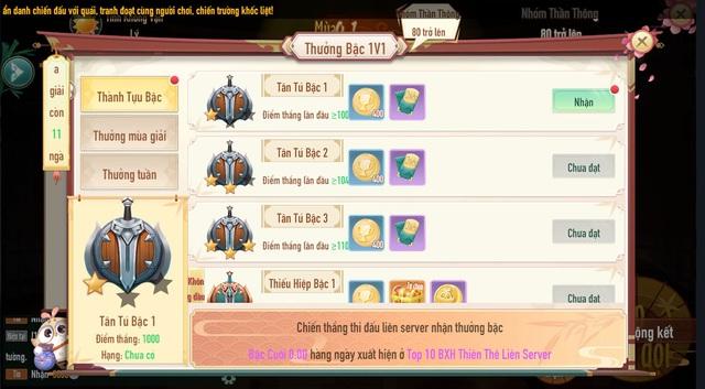 7 hoạt động Liên server cực hấp dẫn trong Tân Thần Điêu VNG - Ảnh 4.