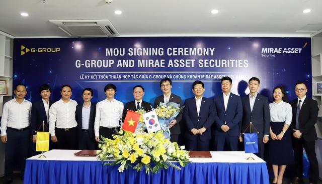 Chứng khoán Mirae Asset đẩy mạnh hợp tác chiến lược với các doanh nghiệp Việt - Ảnh 1.