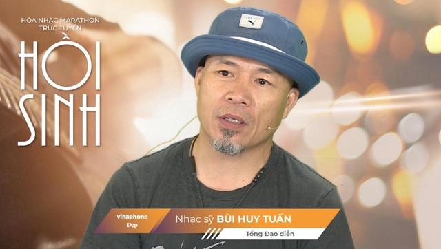 Hoà nhạc trực tuyến thiện nguyện với sự tham gia của 30 nghệ sĩ hàng đầu Việt Nam - Ảnh 3.