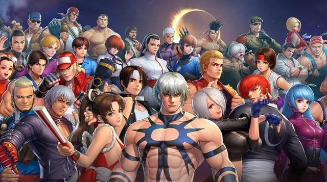 Tựa game đối kháng kinh điển The King of Fighters sắp được hồi sinh trong diện mạo mới - Ảnh 1.