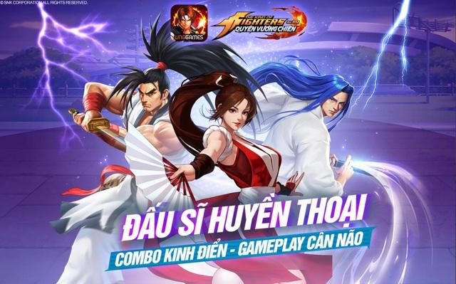 Tựa game đối kháng kinh điển The King of Fighters sắp được hồi sinh trong diện mạo mới - Ảnh 2.