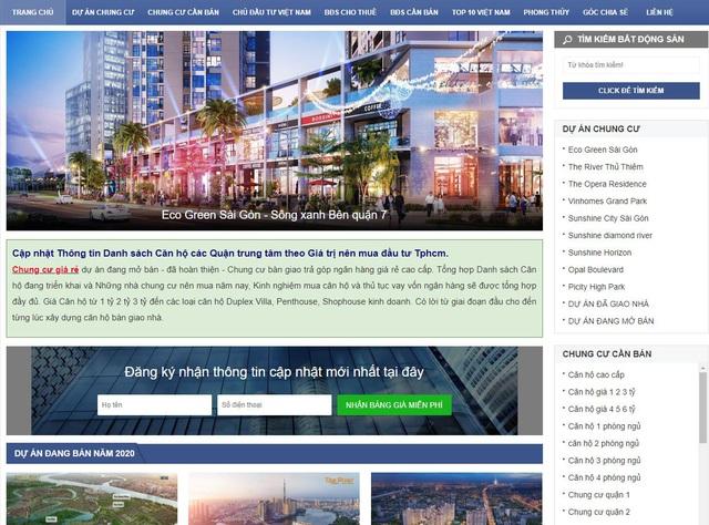 Bất động sản Saigon Land – Cách để an cư và đầu tư hấp dẫn - Ảnh 1.
