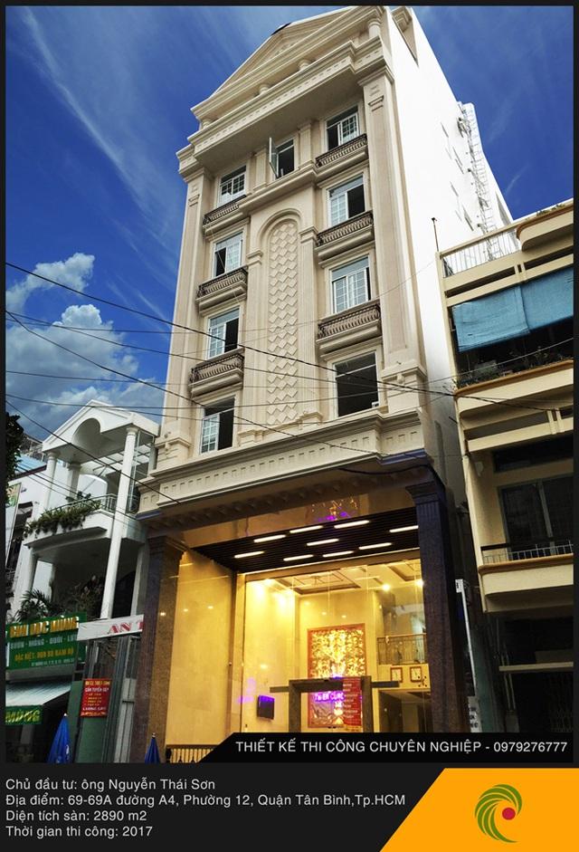 An cư cùng Phố Việt - Thương hiệu chuyên thiết kế và thi công nhà ở trọn gói - Ảnh 3.