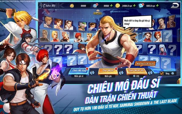 Tựa game đối kháng kinh điển The King of Fighters sắp được hồi sinh trong diện mạo mới - Ảnh 3.