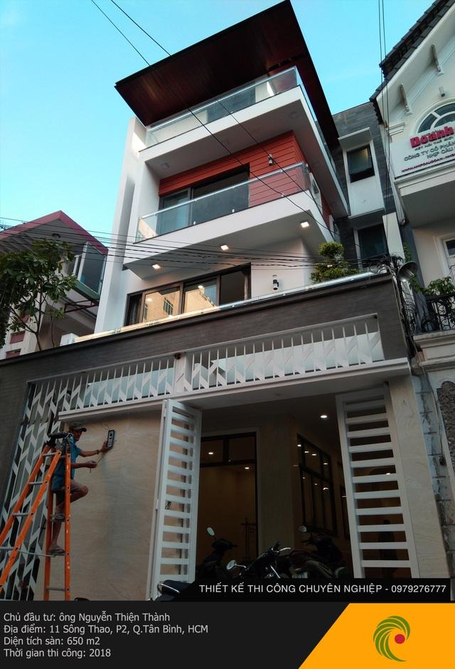 An cư cùng Phố Việt - Thương hiệu chuyên thiết kế và thi công nhà ở trọn gói - Ảnh 4.