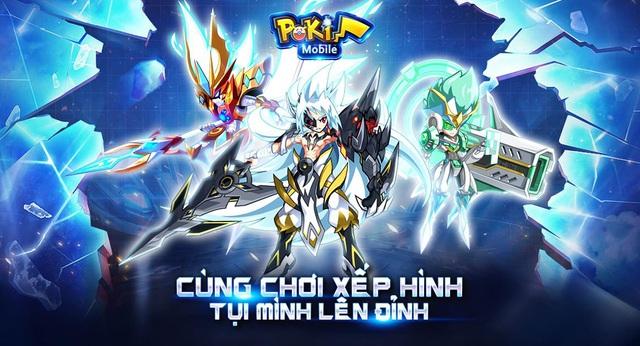 Ra mắt thành công, Poki Mobile tặng giftccode trải nghiệm cho người chơi - Ảnh 1.