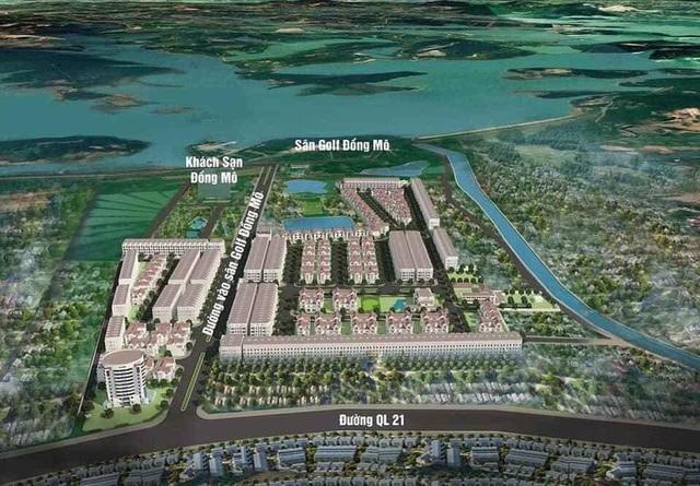 5 lý do khiến nhà đầu tư đua nhau xuống tiền vào dự án Hoà Lạc Premier Residence - Ảnh 1.