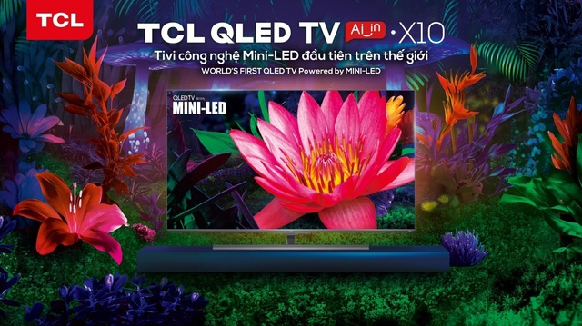 TCL ra mắt loạt sản phẩm công nghệ cải tiến mới 2020, đặc biệt là TV 8K. - Ảnh 2.