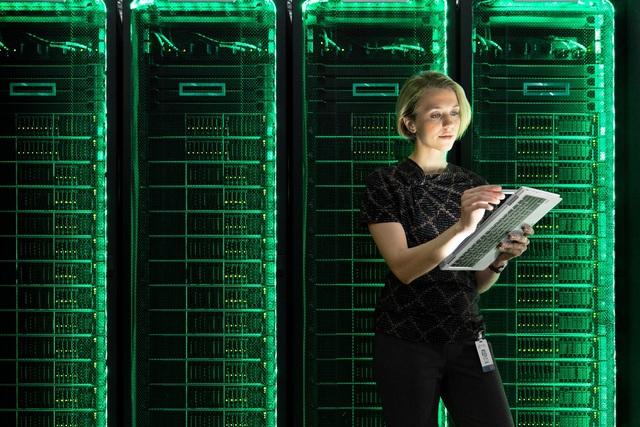 HPE Primera: Kỷ nguyên mới cho lưu trữ thông minh - Ảnh 1.