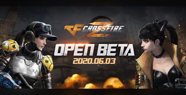 Crossfire Zero - Con cưng của Smilegate chính thức Open Beta - Ảnh 1.