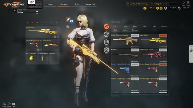 Crossfire Zero - Con cưng của Smilegate chính thức Open Beta - Ảnh 3.